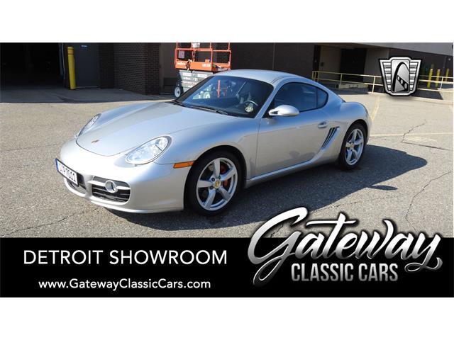 2007 Porsche Cayman (CC-1525376) for sale in O'Fallon, Illinois