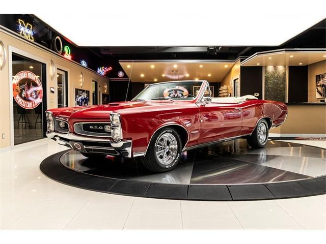 1966 Pontiac GTO (CC-1525379) for sale in Plymouth, Michigan