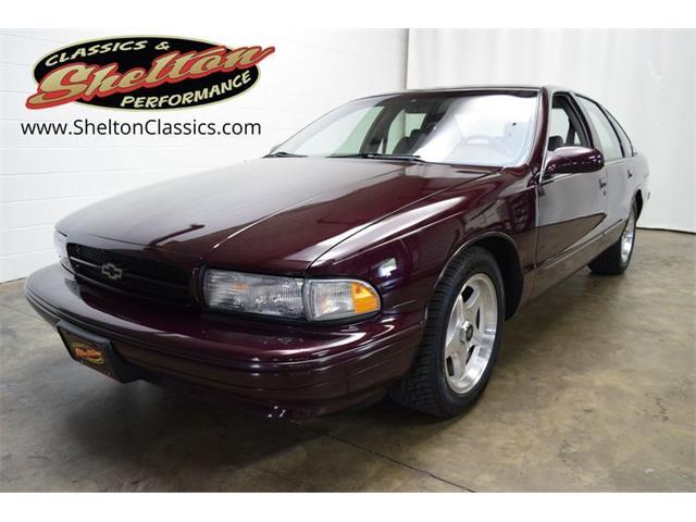 1996 Chevrolet Impala (CC-1525380) for sale in Mooresville, North Carolina