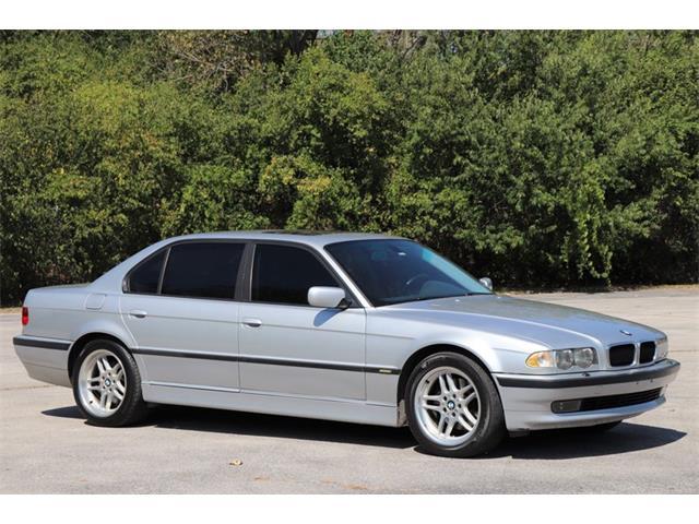 2001 BMW 740 (CC-1525385) for sale in Alsip, Illinois