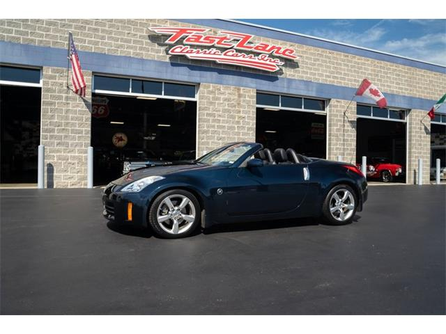 2008 Nissan 350Z (CC-1525388) for sale in St. Charles, Missouri