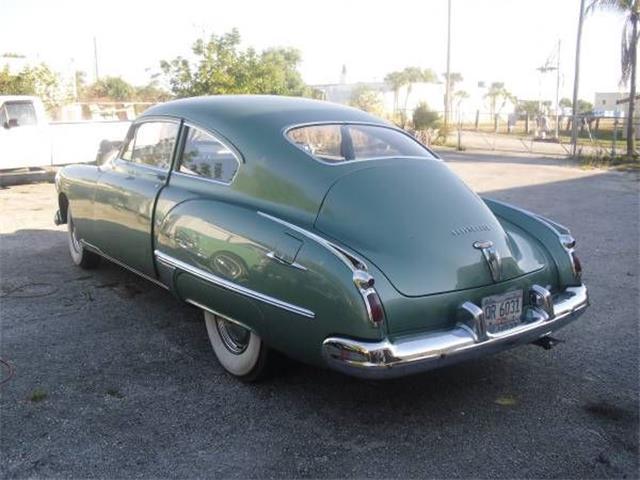 1949 Oldsmobile 98 (CC-1525390) for sale in Cadillac, Michigan
