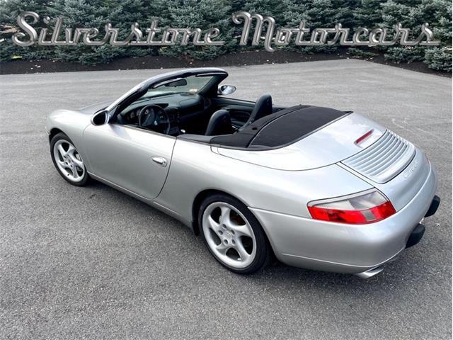 2000 Porsche 911 (CC-1525398) for sale in North Andover, Massachusetts