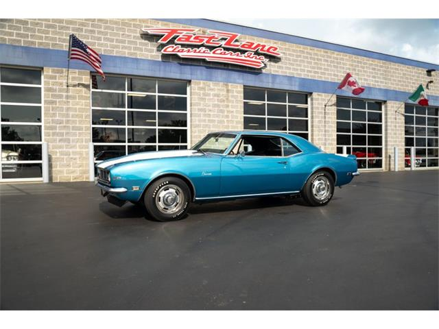 1968 Chevrolet Camaro (CC-1525404) for sale in St. Charles, Missouri