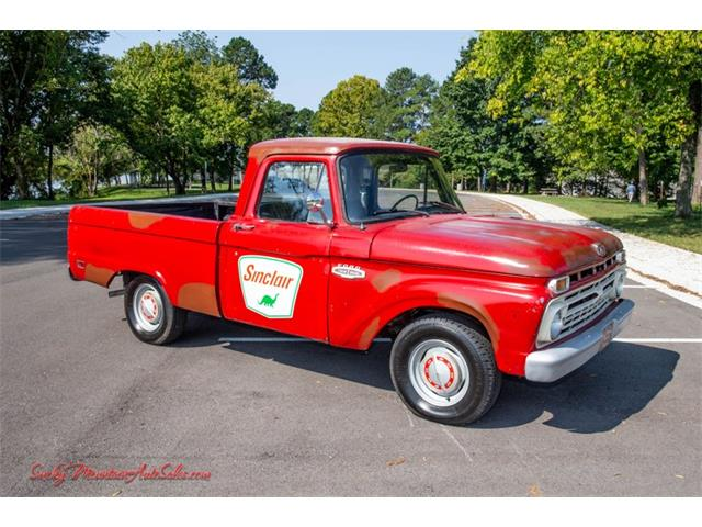 1966 Ford F100 (CC-1525405) for sale in Lenoir City, Tennessee