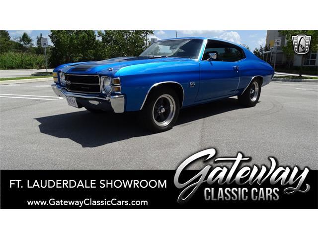 1971 Chevrolet Chevelle (CC-1525411) for sale in O'Fallon, Illinois