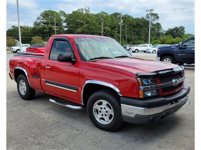 2003 Chevrolet Silverado (CC-1525421) for sale in Greensboro, North Carolina