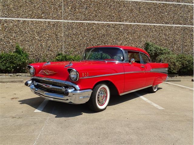 1957 Chevrolet Bel Air (CC-1525423) for sale in Greensboro, North Carolina