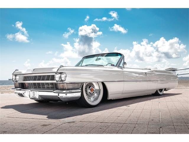1964 Cadillac DeVille (CC-1525425) for sale in Fort Lauderdale, Florida