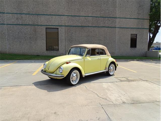 1971 Volkswagen Beetle (CC-1525427) for sale in Greensboro, North Carolina