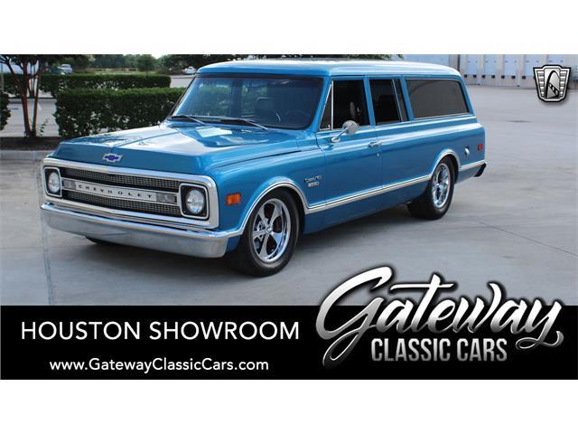 1970 Chevrolet Suburban (CC-1525431) for sale in O'Fallon, Illinois