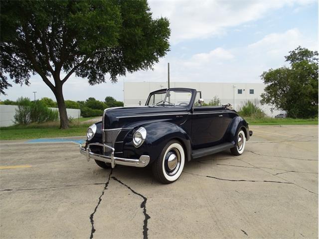 1940 Ford Deluxe (CC-1525433) for sale in Greensboro, North Carolina