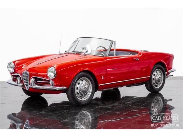 1960 Alfa Romeo Giulietta (CC-1525440) for sale in St. Louis, Missouri