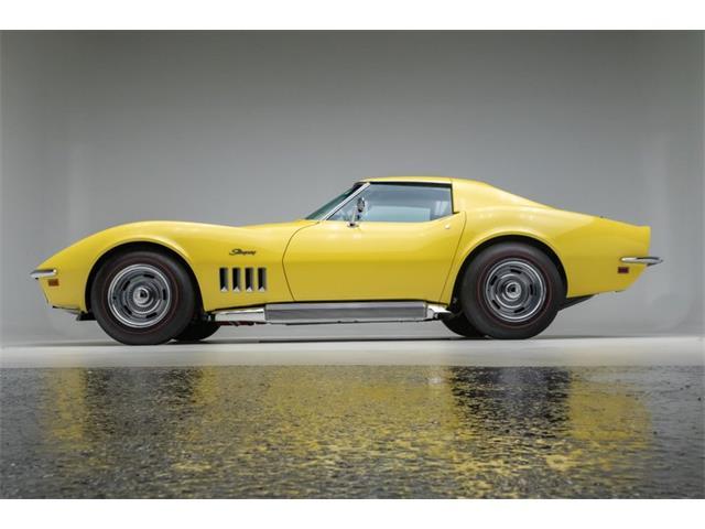 1969 Chevrolet Corvette (CC-1525443) for sale in Clifton Park, New York