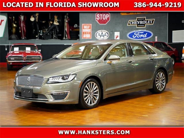 2017 Lincoln MKZ (CC-1525444) for sale in Homer City, Pennsylvania
