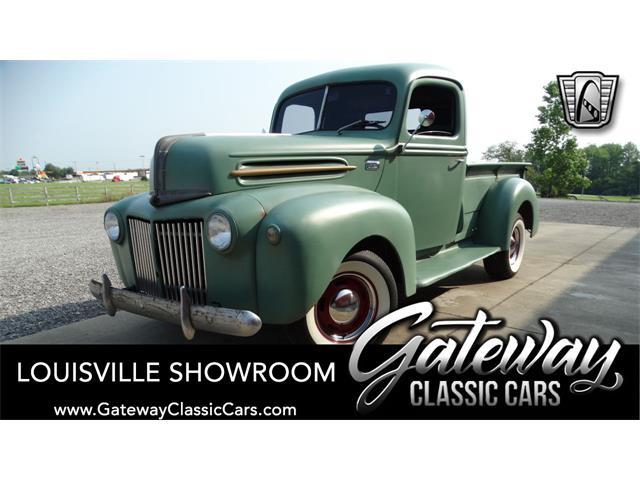1946 Ford F1 (CC-1525446) for sale in O'Fallon, Illinois