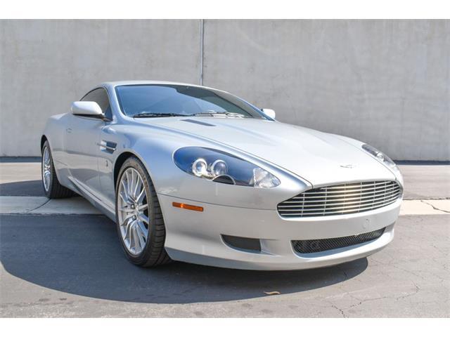 2005 Aston Martin DB9 (CC-1525449) for sale in Costa Mesa, California