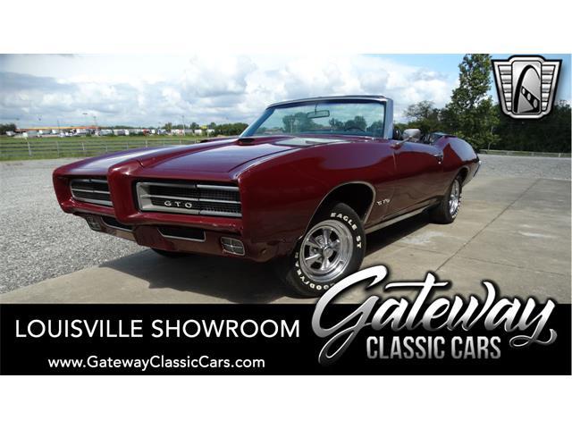 1969 Pontiac GTO (CC-1525451) for sale in O'Fallon, Illinois