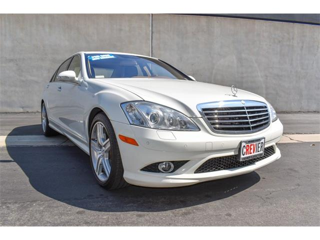 2009 Mercedes-Benz S-Class (CC-1525452) for sale in Costa Mesa, California