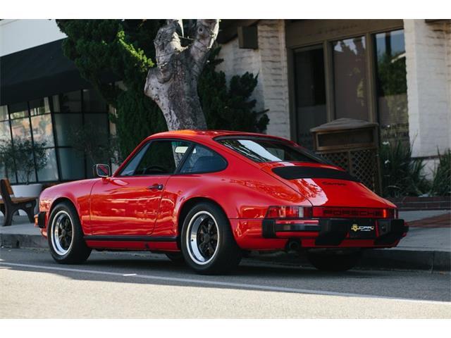 1984 Porsche 911 (CC-1525464) for sale in Fallbrook, California