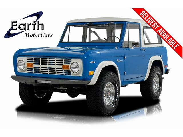 1969 Ford Bronco (CC-1525465) for sale in Carrollton, Texas