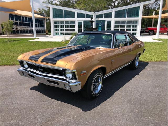 1970 Chevrolet Nova (CC-1525471) for sale in Palmetto, Florida