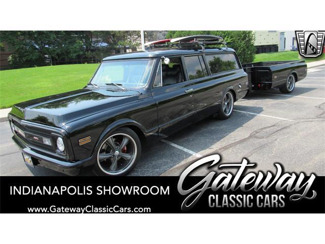 1969 Chevrolet Suburban (CC-1525472) for sale in O'Fallon, Illinois