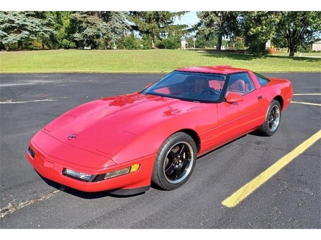 1991 Chevrolet Corvette (CC-1525479) for sale in Troy, Michigan