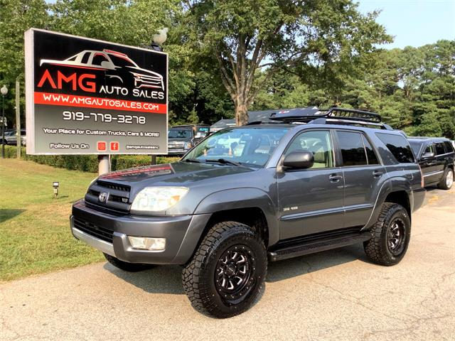 2004 Toyota 4Runner (CC-1525482) for sale in Raleigh, North Carolina