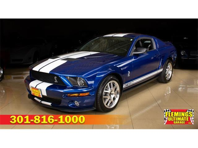 2008 Ford Mustang (CC-1525485) for sale in Rockville, Maryland