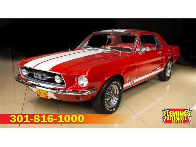 1967 Ford Mustang (CC-1525486) for sale in Rockville, Maryland