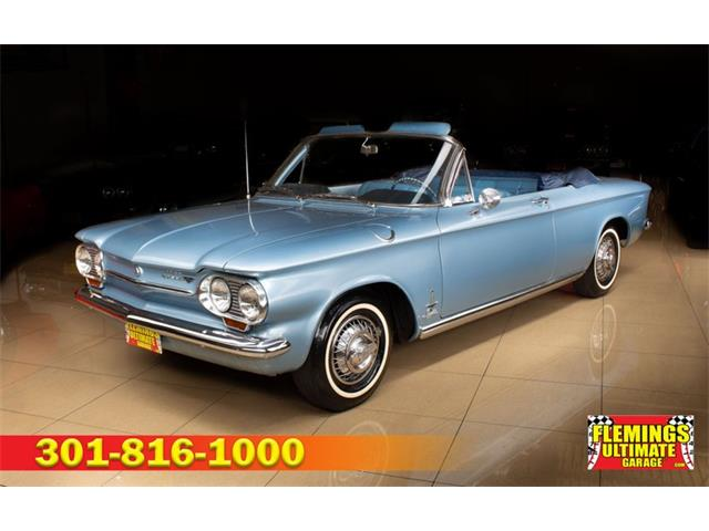 1963 Chevrolet Corvair (CC-1525488) for sale in Rockville, Maryland