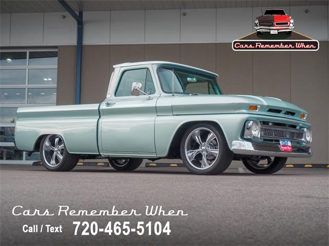 1964 Chevrolet C10 (CC-1520549) for sale in Englewood, Colorado