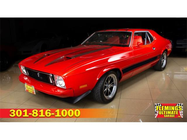 1973 Ford Mustang (CC-1525491) for sale in Rockville, Maryland