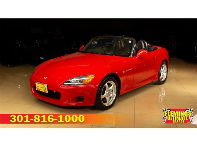 2000 Honda S2000 (CC-1525493) for sale in Rockville, Maryland