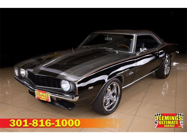 1969 Chevrolet Camaro (CC-1525495) for sale in Rockville, Maryland