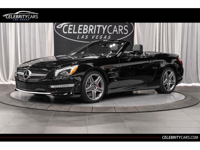 2014 Mercedes-Benz SL-Class (CC-1525496) for sale in Las Vegas, Nevada