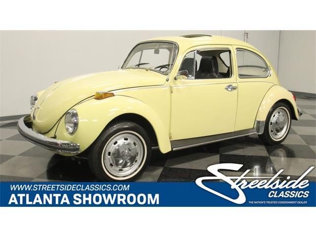 1971 Volkswagen Super Beetle (CC-1520055) for sale in Lithia Springs, Georgia