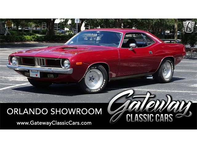 1974 Plymouth Barracuda (CC-1525520) for sale in O'Fallon, Illinois