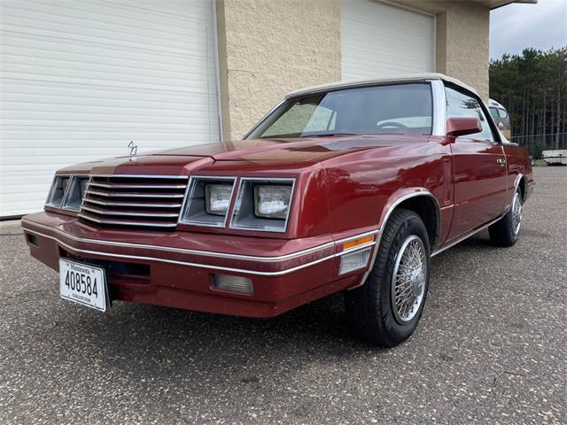 1984 Dodge 600 Series (CC-1525523) for sale in Ham Lake, Minnesota