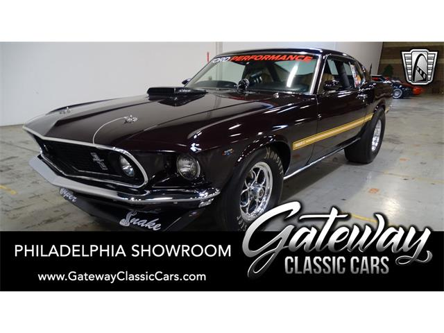 1969 Ford Mustang (CC-1525536) for sale in O'Fallon, Illinois