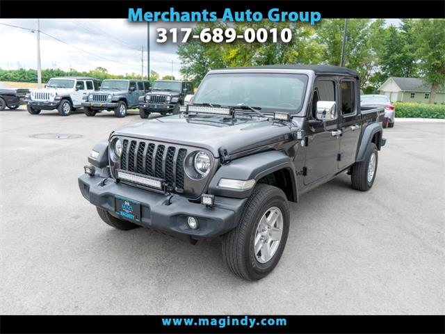2020 Jeep Gladiator (CC-1525556) for sale in Cicero, Indiana