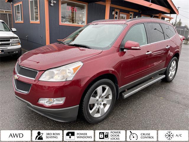 2011 Chevrolet Traverse (CC-1525559) for sale in Tacoma, Washington