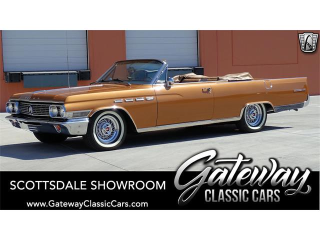 1963 Buick Electra (CC-1525560) for sale in O'Fallon, Illinois