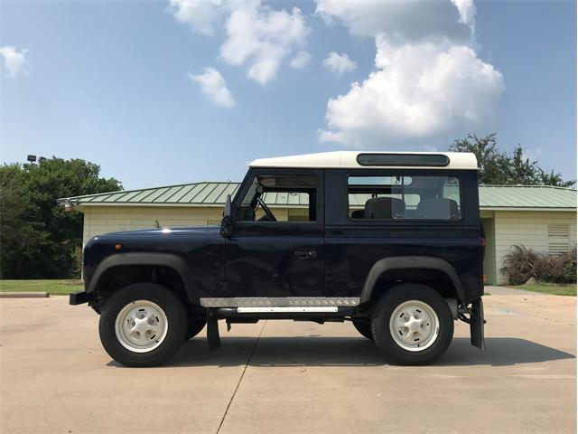 1996 Land Rover Defender (CC-1525601) for sale in Rowlett, Texas