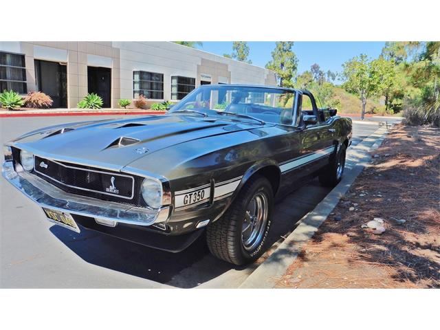 1969 Ford Mustang GT350 (CC-1525603) for sale in San Diego, California