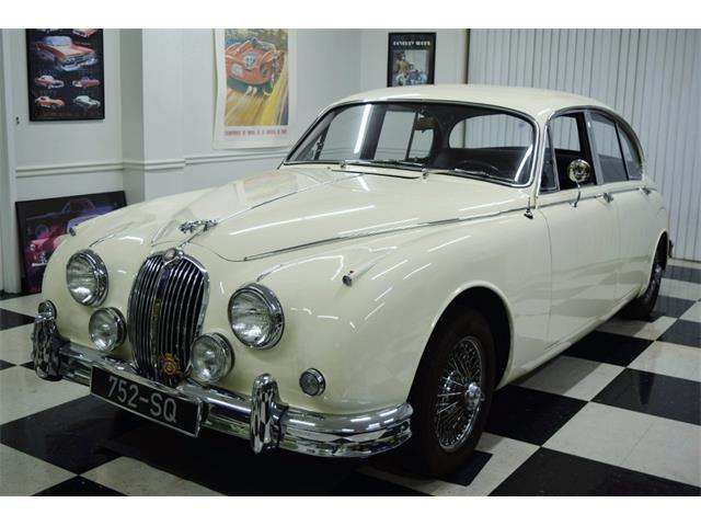 1960 Jaguar Mark II (CC-1525610) for sale in Fredericksburg, Virginia