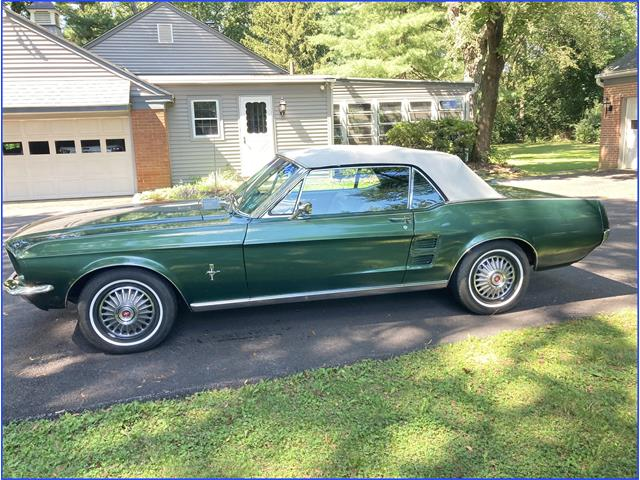 1967 Ford Mustang (CC-1525617) for sale in Berwyn, Pennsylvania
