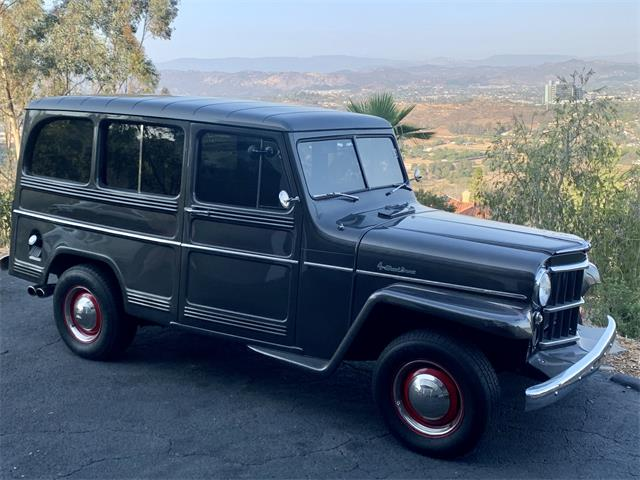 1960 Willys-Overland Willys-Overland (CC-1525620) for sale in San Marcos, California