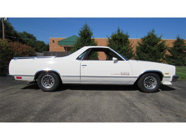 1984 Chevrolet El Camino (CC-1525631) for sale in Milford, Ohio